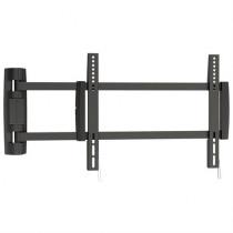 "Wall mount EPZI up to 42"" and 25kg, Vesa 400x400 aluminum black / ARM-526"