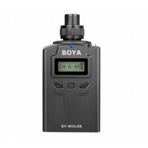 Wireless XLR transmitter BOYA black / BY-WXLR8 / BOYA10020