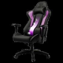 Gaming chair COOLER MASTER Caliber R1, purple / CMI-GCR1-2018
