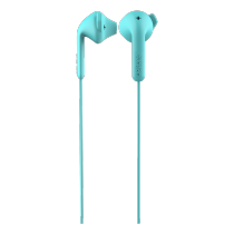 Earphone DeFunc Go HYBRID, blue / D0146
