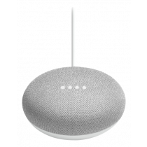 Google Home Mini digital voice assistant, 2.4 / 5GHz, Wi-Fi, grey / GA00210 / DEL1009622