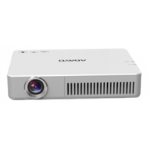 Projector, 650 lm, 1280x800, HDMI/VGA, Android OS, WiFi DELTACO white / DEL1009717
