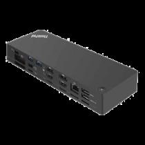 ThinkPad Thunderbolt 3 port replicator, Workstation Dock Lenovo / DEL1009992