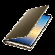 Samsung Galaxy Note 8 flip cover NFC, gold / EF-ZN950CFEGWW / DEL2001129