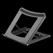 DELTACO Office, складная подставка для ноутбука / планшета, 5 позиций