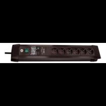 Brennenstuhl Premium-Line, 6xCEE 7/4 , 1xCEE 7/7, 3m, black 1156000396 / GT-647