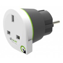 Adapter Q2Power 16A, white / GT-911