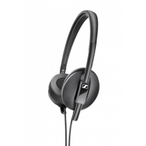 HD 2.10 headphones, on-ear, folding, compact Sennheiser black / HD-210