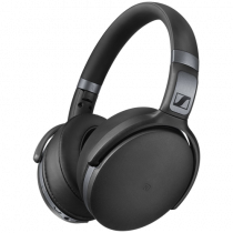 Headphones Sennheiser HD 4.40BT wireless, bluetooth, on-ear, microphone, NFC, aptX, black HD-440BT / HD-440BT