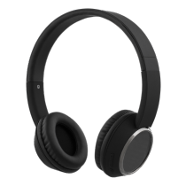 HeadphonesSTREETZ, Bluetooth, black / HL-347
