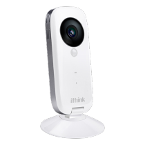 Camera Deltaco, wireless, indoor, white / I2