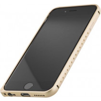 Bumper for iPhone 6 STREETZ gold / IP6-238