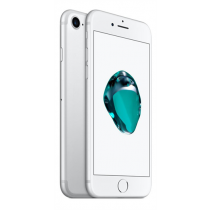 "Apple iPhone 7,  4G LTE Advanced - 32GB, 4.7 ""- 1334 x 750 Pixels (326ppi) - Retina HD - 12MP (7MP Front Camera) - Silver  / MN8Y2QN/A"