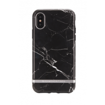 Mраморный чехол, Серебряные детали, iPhone X/XS Richmond / IPX-064