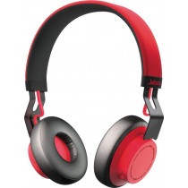 Headphones Jabra Move wireless - bluetooth, red / JABRA-150 /100-96300002-60