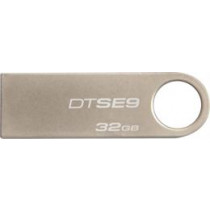 Kingston 32 ГБ USB 2.0 DataTraveler SE9 (металлический корпус)