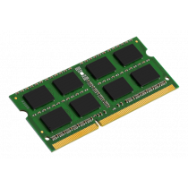 RAM Kingston KCP System-Specific 4GB, SO-DIMM, DDR3, 1333MHz, CL9, 2RX8, Non-ECC, Unsupported 1.5V KCP313SS8/4 / KING-1989