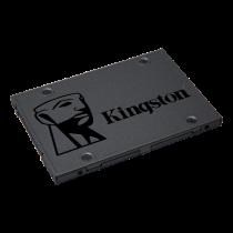 "SSD Kingston A400 120GB, 2.5 "", SATA 6Gb/s, black SA400S37/120G / KING-2365"