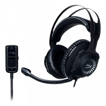 Headphones KINGSTON HyperX Cloud Revolver, black / KING-2605