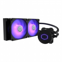 CPU cooler COOLER MASTER MasterLiquid ML240L V2 RGB / MLW-D24M-A18PC-R2