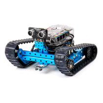 Makeblock mBot Ranger, 3 building shapes, Arudino Mega 2560, 10 engine / sensor ports, Bluetooth, 6x sensors included, black / blue / 90092