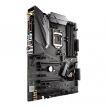 ASUS STRIX Z270E GAMING Motherboard, ATX, 1151, DDR4, RGB, WiFi, black  STRIX Z270E GAMING / MK-336