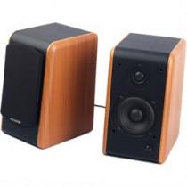 Microlab B-77, 48W RMS, 50-20000 Hz, 70dB, wood veneer / black 96487 / MLAB-100