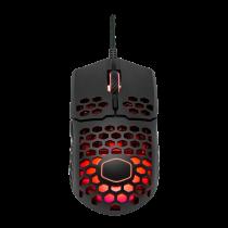 Gaming mouse COOLER MASTER MM711, black / MM-711-KKOL1