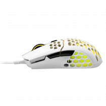 Gaming mouse COOLER MASTER MM711, white / MM-711-WWOL1
