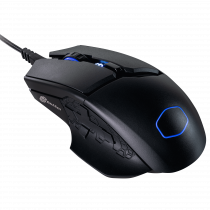 Gaming mouse COOLER MASTER MM830, black / MM-830-GKOF1