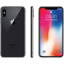 Apple iPhone X 64GB Space gray/ MQAC2QN/A