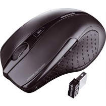 Mouse CHERRY MW3000 wireless, black / MS-175