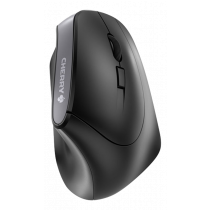 Ergonomic wireless mouse Black