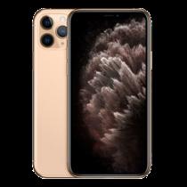 Apple iPhone 11 Pro Max, 64 GB, gold / MWHG2QN/A