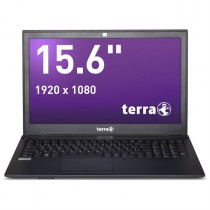 "Notebook Terra I5-7200 CPU, 15,6"", black / NL1220000"