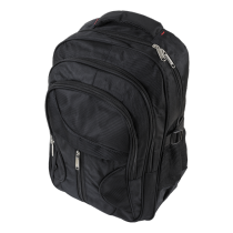 "Notebook Backpack  DELTACO 15"", black / NV-777"