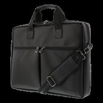 """Сумка для ноутбука DELTACO, для 15,6 """"ноутбуков, 6 карманов, черная"""
