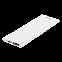 Slim pocket size Powerbank DELTACO/ PB-3600W white