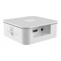 DesignSpark Quattro case for Raspberry Pi B+/2/3, white / RPI-BOX28