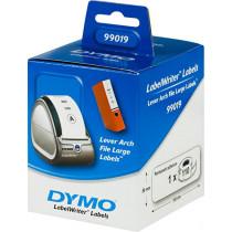 DYMO LabelWriter длинные этикетки, 59x190мм, 110шт.