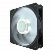 Case cooler COOLER MASTER SickleFlow 120 White / MFX-B2DN-18NPW-R1