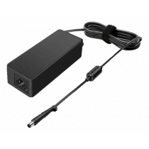 Power adapter DELTACO for HP 418873-001, 463955-001, 90W, 19V/4.74A, black / SMP-105