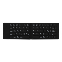 Wireless keyboard DELTACO USB, black / TB-331