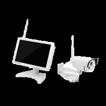 "Camera Technaxx 10.1"", HD LCD, 720p, white / TECH-026"