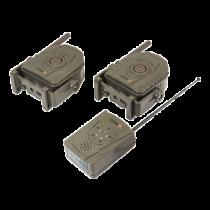 Wireless security alarm Technaxx 433 MHz, green /TECH-054