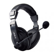 Headphones Tracer Explode with microphone, black / TRASLU43289