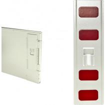 Holder GECHIC white OP-0004-002 / TV-1501-HL