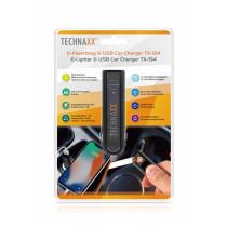 Technaxx E-Lighter & USB Car Charger TX-134