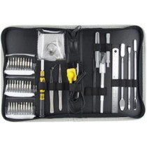 Complete tool kit for smartphones and other devices, 45 parts DELTACOIMP / VK-46